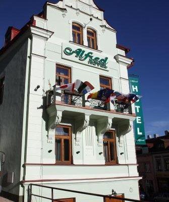 Hotel Alfred - фото 23