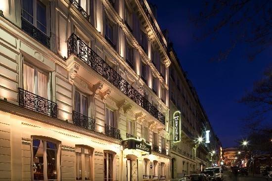 Hotel Fertel Etoile - фото 21