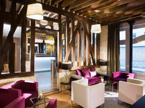 Hotel Jacques De Molay - фото 6
