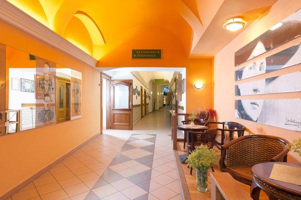 Hotel Concertino Zlata Husa - фото 12