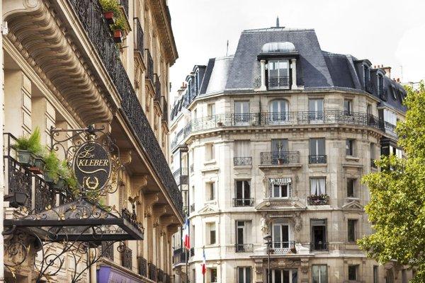 Отель Kleber Champs-Élysées Tour-Eiffel Paris - фото 30