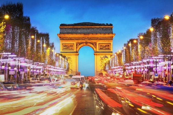 Отель Kleber Champs-Élysées Tour-Eiffel Paris - фото 19