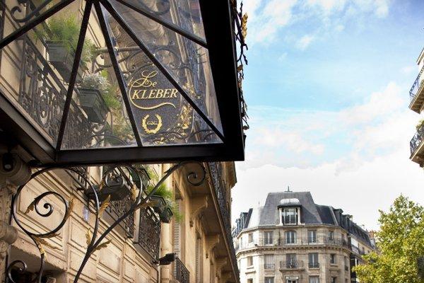 Отель Kleber Champs-Élysées Tour-Eiffel Paris - фото 21