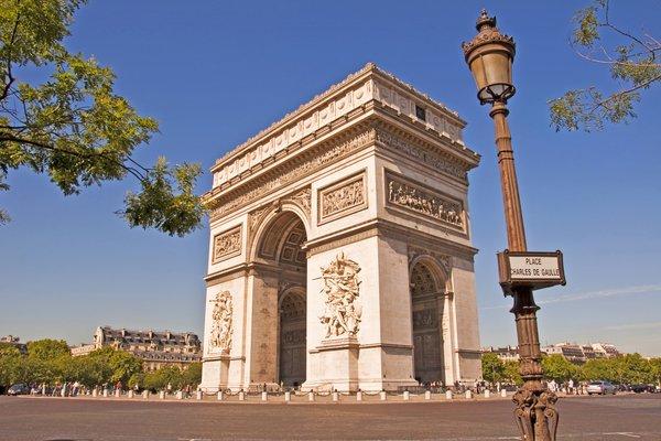 Отель Kleber Champs-Élysées Tour-Eiffel Paris - фото 22