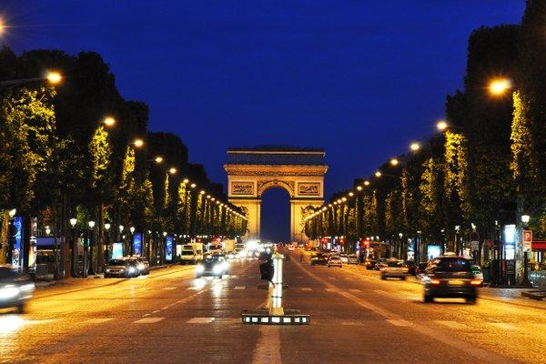 Отель Kleber Champs-Élysées Tour-Eiffel Paris - фото 23