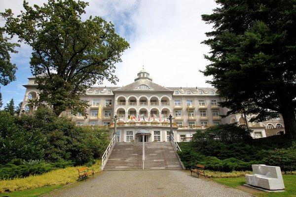 Hotel Priessnitz - фото 12