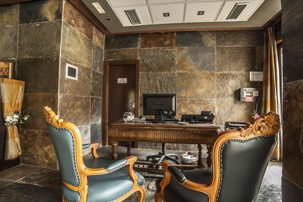Hotel Boutique Los Almirantes - фото 3