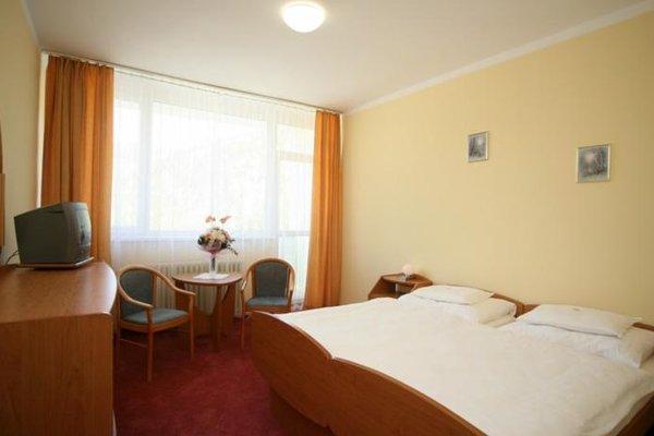 Гостиница «Praha», Яхимов