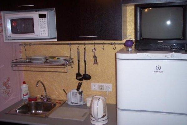 Lomonosov Area Apartments - фото 19