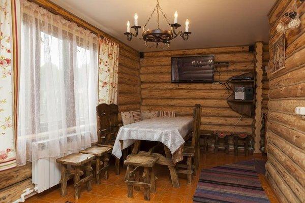 Lesnaya Skazka Hotel, Ишим