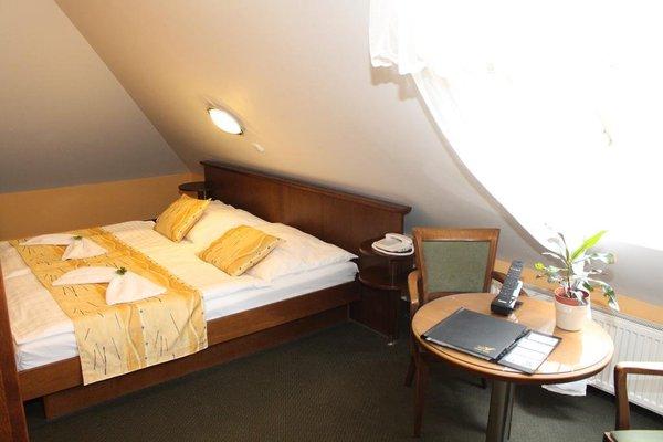 Zamecky Hotel Zlaty Orel - фото 4