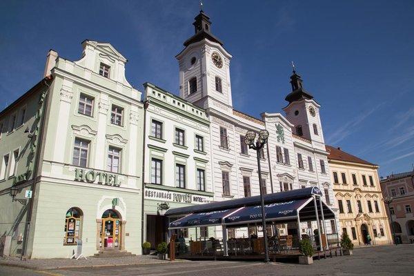 Hotel Vacek Pod Vezi - фото 22
