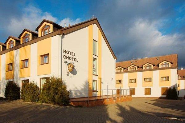 Отель Chotol - фото 22
