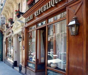 Hotel Meslay Republique - фото 15