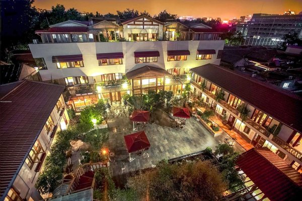 Beijing Red Wall Garden Hotel Wangfujing - фото 22