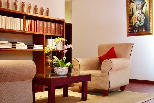 Beijing Red Wall Garden Hotel Wangfujing - фото 5