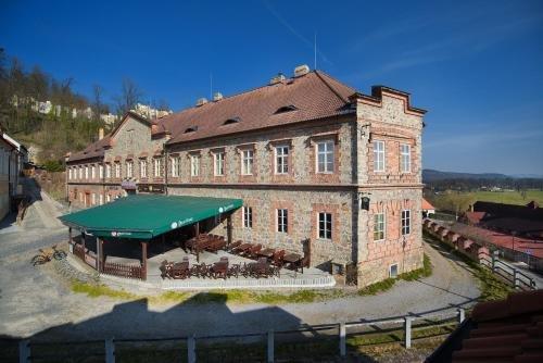 Hotel Podhrad - фото 21