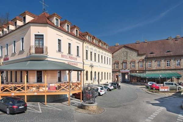 Hotel Podhrad - фото 22
