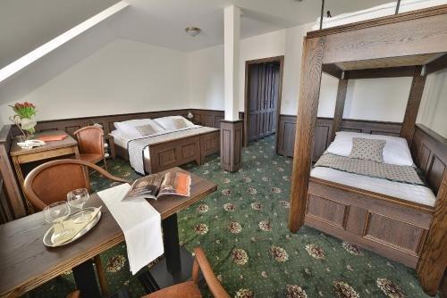 Hotel Podhrad - фото 4