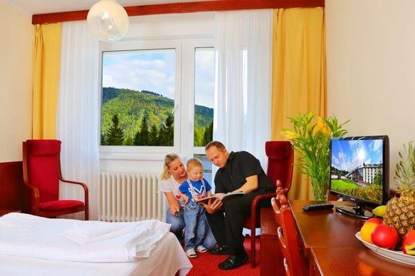 Wellness Hotel Svornost - фото 5