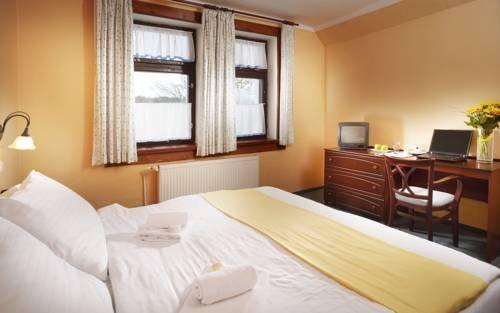 Spa Hotel Bily Horec - фото 4