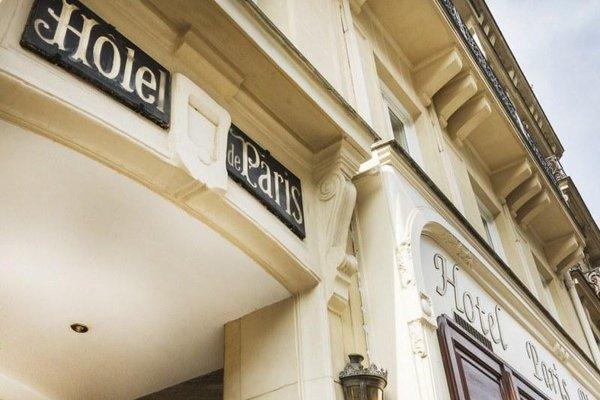 Hotel Paris Rivoli - фото 17