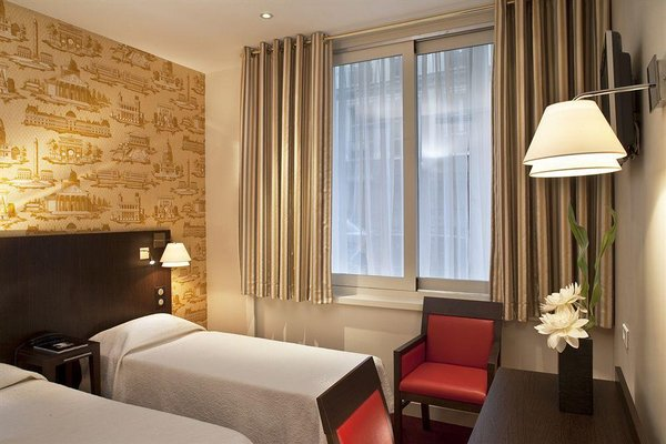 Hotel Perreyve - фото 2
