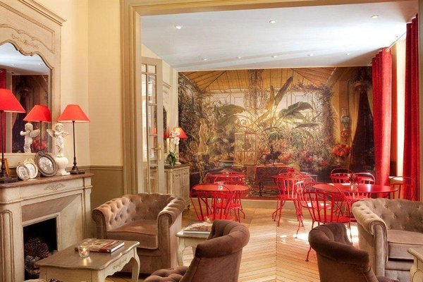 Hotel Perreyve - фото 8