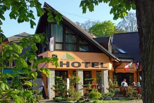 Hotel Bohemia - фото 21