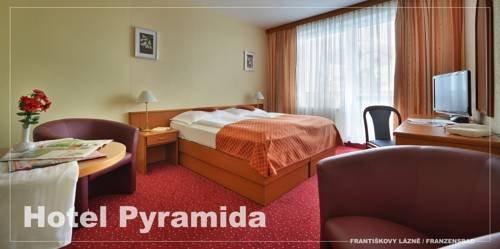Lazensky hotel Pyramida I - фото 1