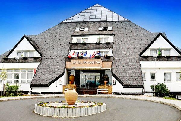Lazensky hotel Pyramida I - фото 14