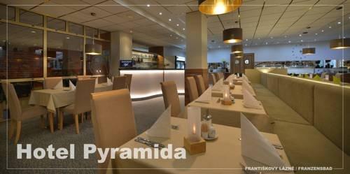 Lazensky hotel Pyramida I - фото 9