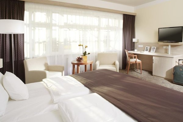 Spa & Kur Hotel Harvey - фото 2