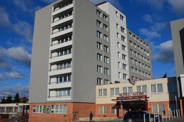 Hotel Atom Trebic - фото 17