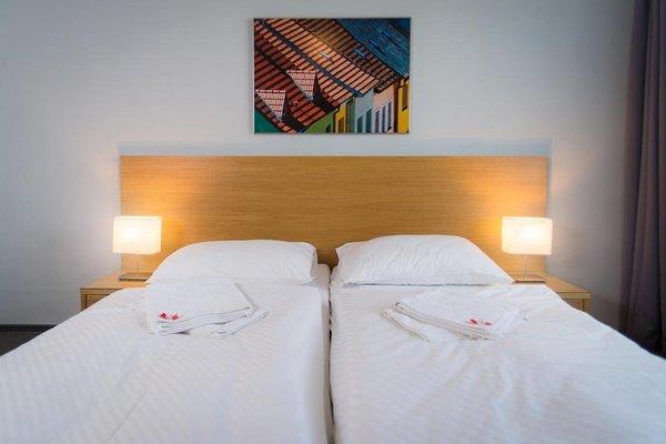 Hotel Atom Trebic - фото 2