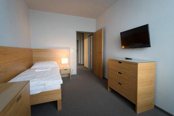 Hotel Atom Trebic - фото 4