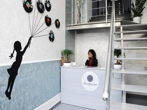 Orsa Maggiore Hotel - фото 13