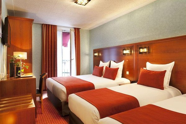 Hotel Terminus Lyon - фото 2