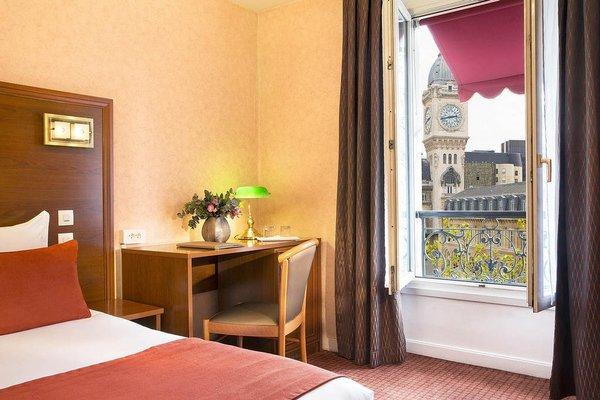 Hotel Terminus Lyon - фото 5