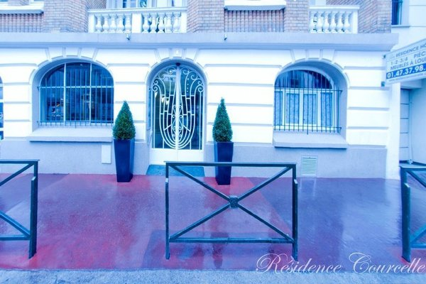 Residence Courcelle - фото 19