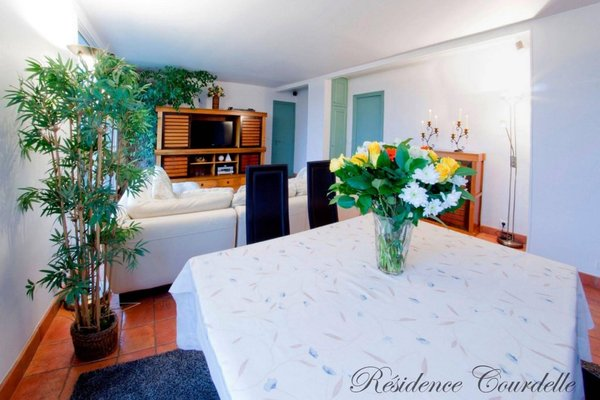 Residence Courcelle - фото 4