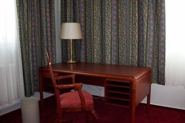 Hotel S-centrum Decin - фото 2