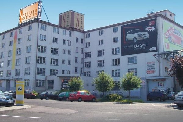 Hotel S-centrum Decin - фото 21