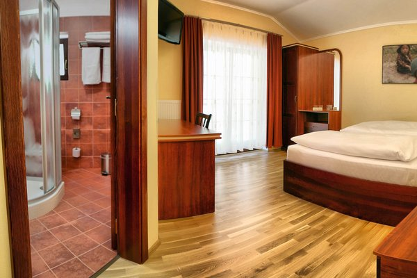 Hotel Vyprez - Decin - фото 2