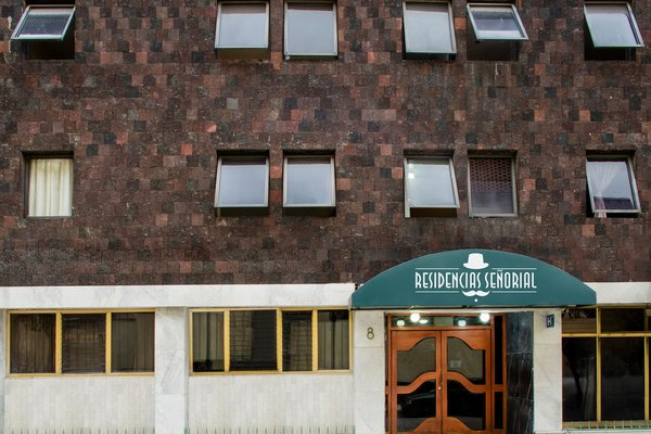 Hotel Senorial - фото 21