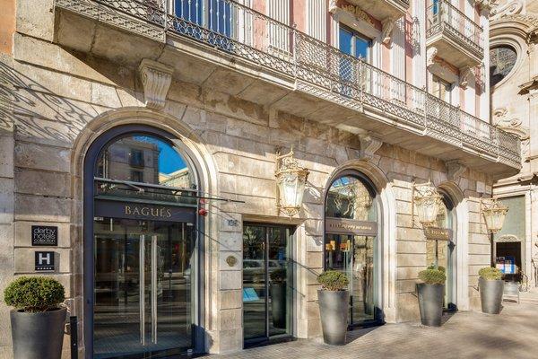 Hotel Bagues - фото 26