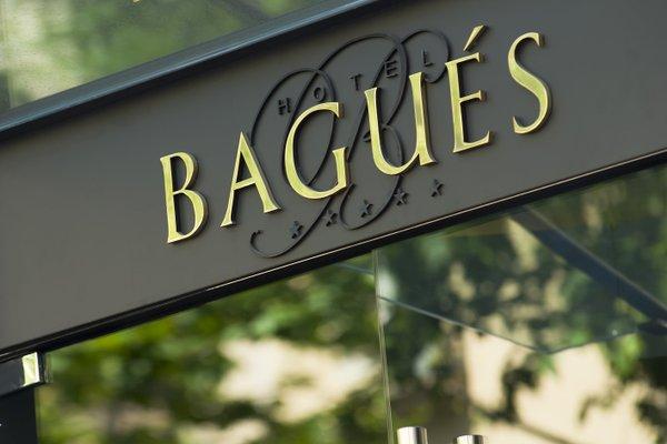 Hotel Bagues - фото 20