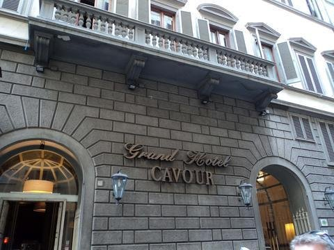 Grand Hotel Cavour - фото 21