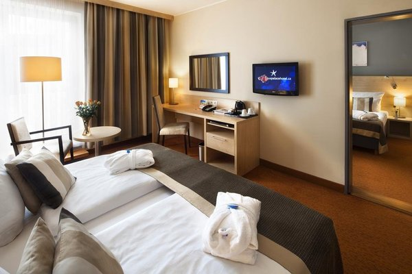 Отель Aquapalace - фото 1