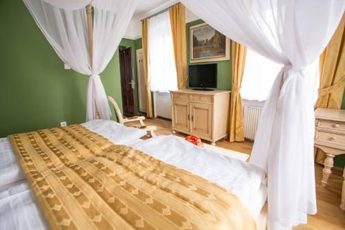 Гостиница «U Pivovaru», Чески Крумлов